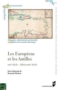 européens et les antilles