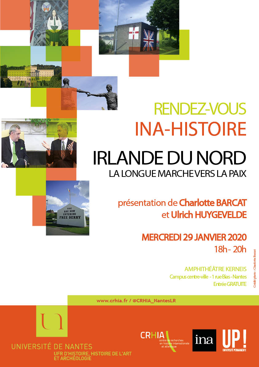 affiche RDV INA-Histoire 2